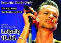 Depeche Mode vs. Minimalkompromiss im fsociety Leipzig (2 Floors)